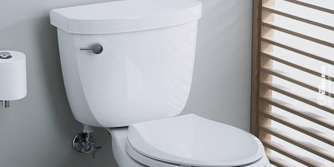 Picture of Kohler Cimarron toilet