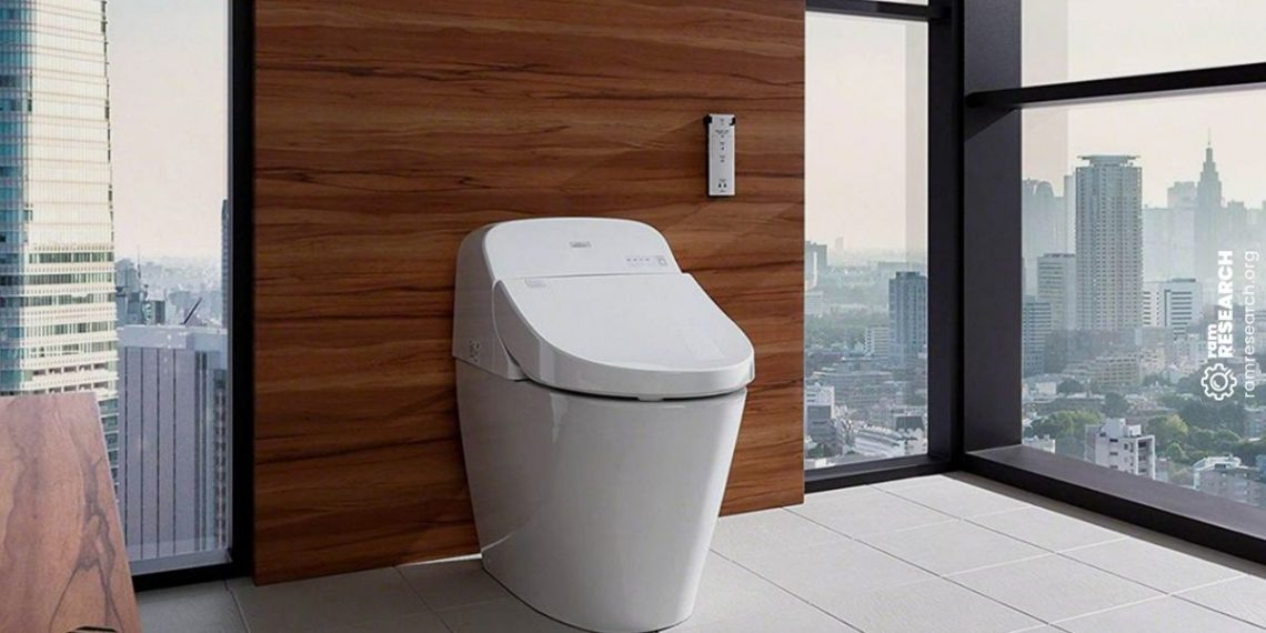 Picture of toto toilet
