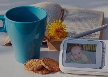 Picture of baby monitor