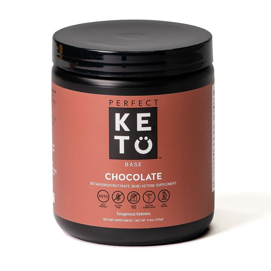 Base Chocolate bottle perfect keto