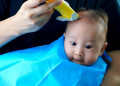 When To Give Your Baby The First Haircut featured image