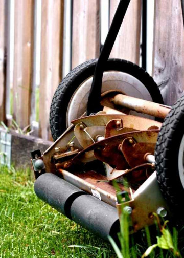 How To Remove A Lawnmower Blade | Ram Research